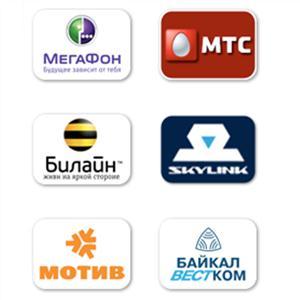 Операторы сотовой связи Мельниково